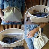Projekt Tasche - Field Bag