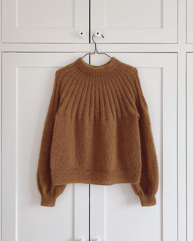 Sunday Sweater - Strickpaket