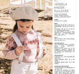 Vendela  - Mini Alpakka Jacke - Booklet