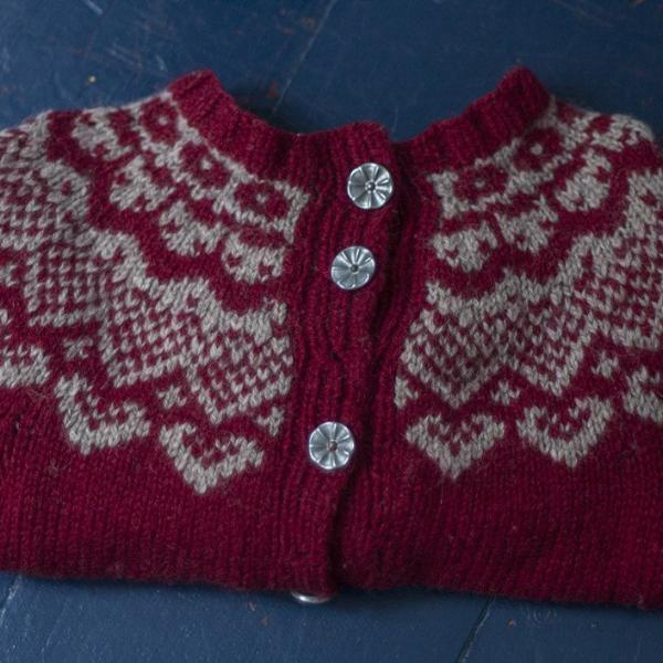 Fair Isle stricken - 10. November, 11-16 Uhr