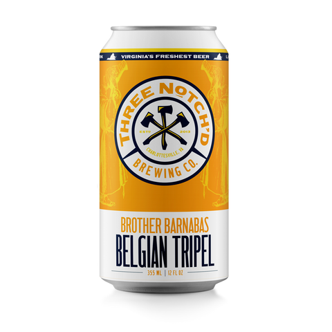 Brother Barnabas - Belgian Tripel