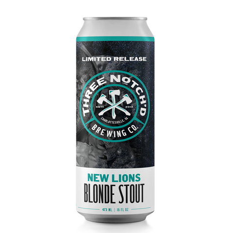 New Lions - Blonde Stout