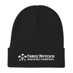 3NB Badge Knit Beanie