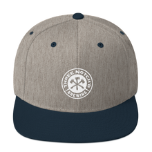 Load image into Gallery viewer, 3NB Badge Snapback Hat