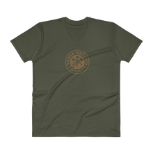 Load image into Gallery viewer, 3NB Badge V-Neck Tee
