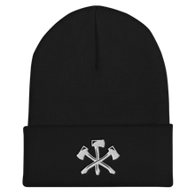 Load image into Gallery viewer, Three Notch'd Axes - Cuffed Beanie