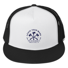 Load image into Gallery viewer, Light Axes Trucker Cap