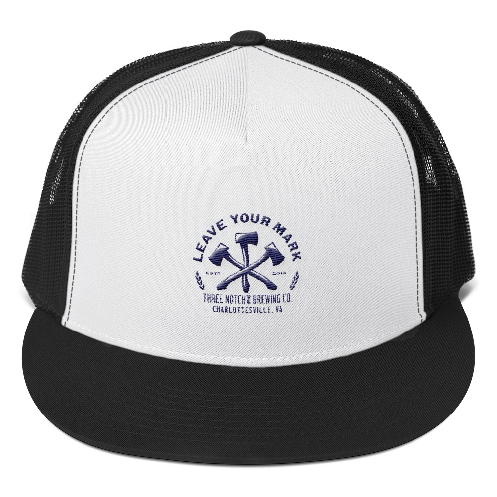 Light Axes Trucker Cap
