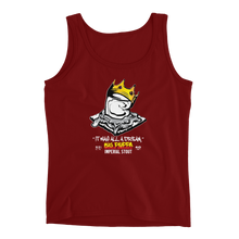 Load image into Gallery viewer, Baby Baby - Big Poppa Biggie Smores Ladies' Tank