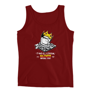 Baby Baby - Big Poppa Biggie Smores Ladies' Tank