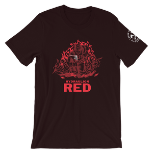 Hydraulion Red Tee