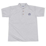 3NB Axes Embroidered Polo Shirt 2