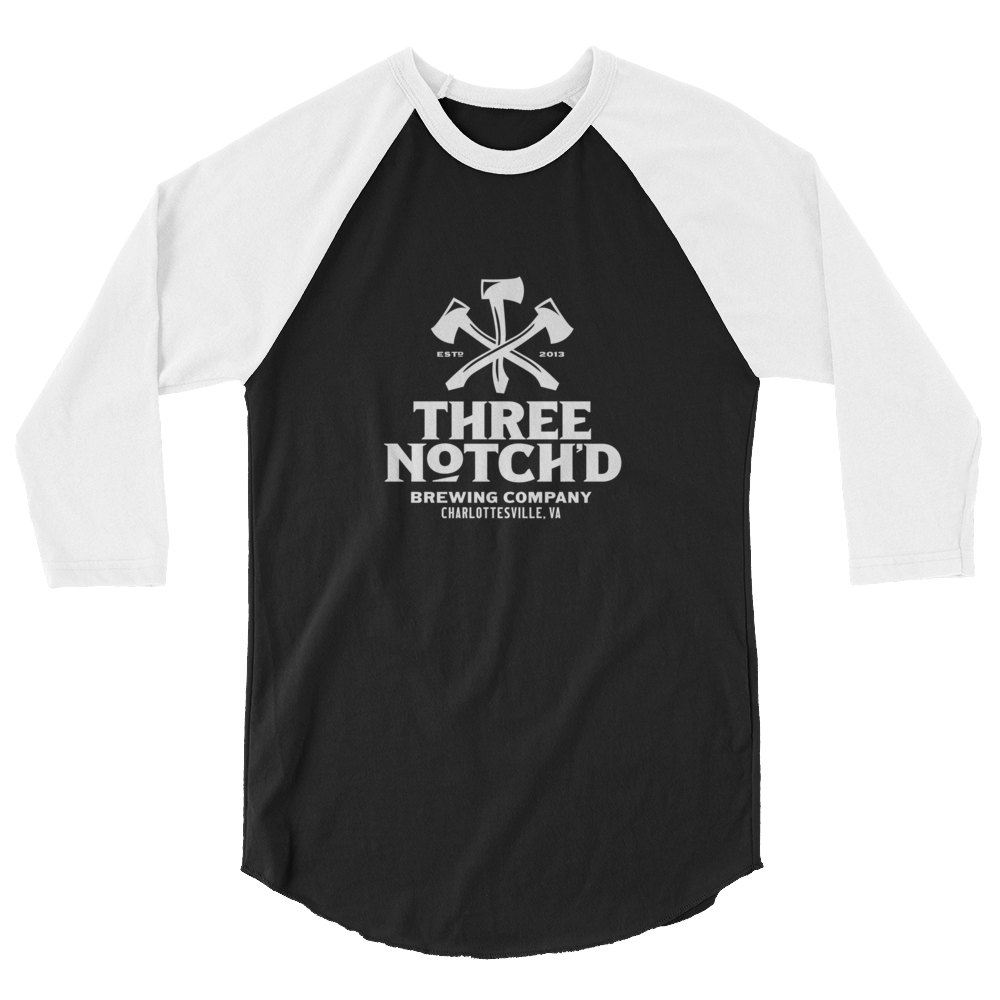 Three Notch'd 3/4 Sleeve Tee