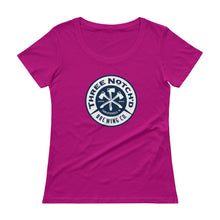Load image into Gallery viewer, Original 3NB Badge Ladies' Scoopneck Tee