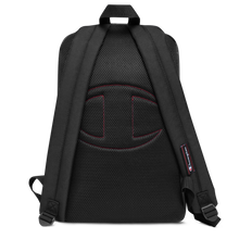Load image into Gallery viewer, Three Notch'd Embroidered Champion Backpack