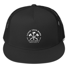 Load image into Gallery viewer, Dark Axes Trucker Cap