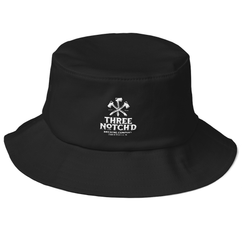 Three Notch'd Bucket Hat