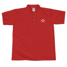 Load image into Gallery viewer, 3NB Axes Embroidered Polo Shirt 2