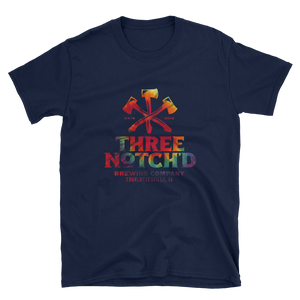 Three Notch'd Tie Dye Tee