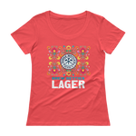 Brew Betties Ladies' Scoopneck T-Shirt