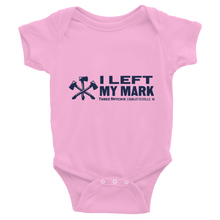Load image into Gallery viewer, #MarkLeft Infant Onesie