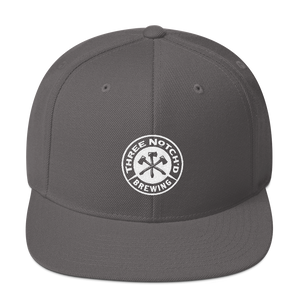 3NB Badge Snapback Hat