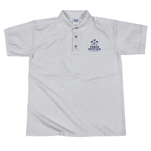 3NB Logo Embroidered Polo Shirt