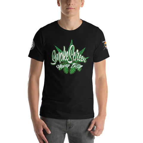 Smoke Screen - Hemp IPA TEE