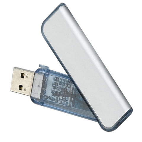 USB Plastic Swivel Drive