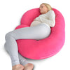 Pregnancy Pillow Replacement Cover (C-Shape)