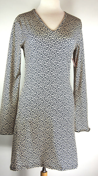 Bell Sleeve Dress/Tunic-MAZE
