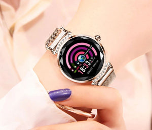 Celestial Aurora Smart Watch