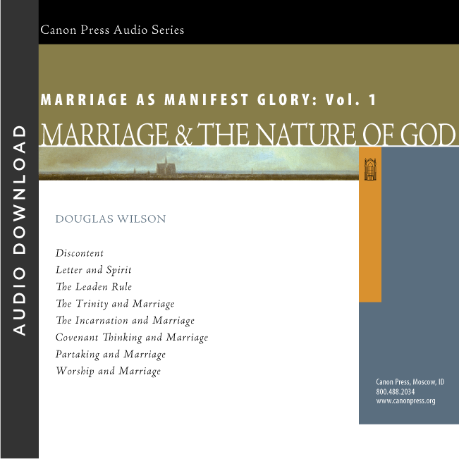 Marriage as Manifest Glory (Vol.1)