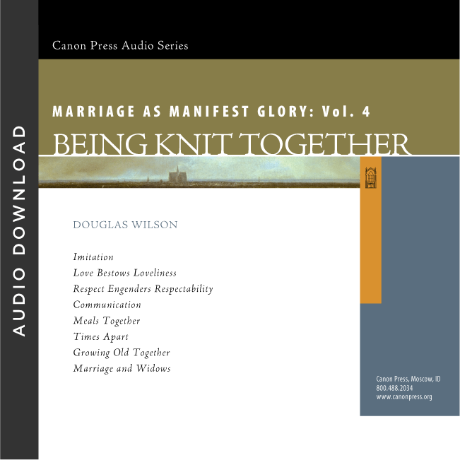 Marriage as Manifest Glory (Vol. 4)