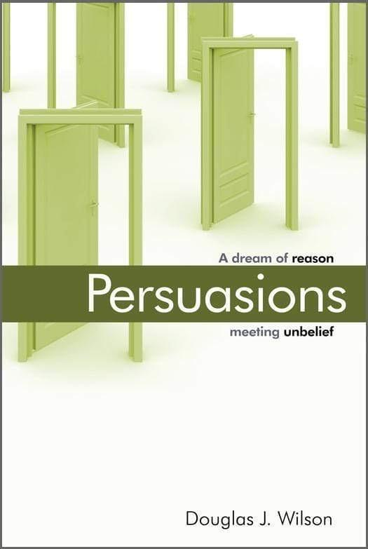 Persuasions: A Dream of Reason Meeting Unbelief Audiobook