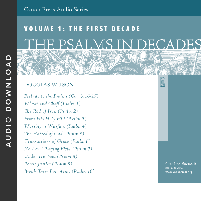 Psalms: The First Decade