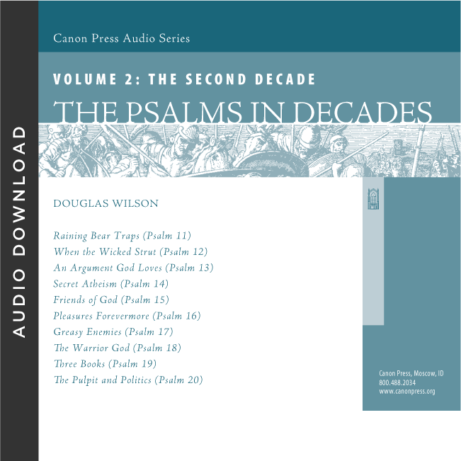 Psalms: The Second Decade