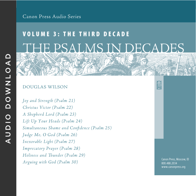 Psalms: The Third Decade