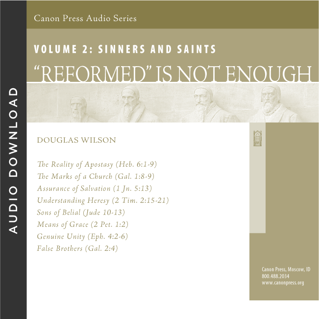 """Reformed"" is Not Enough: Vol. 2"