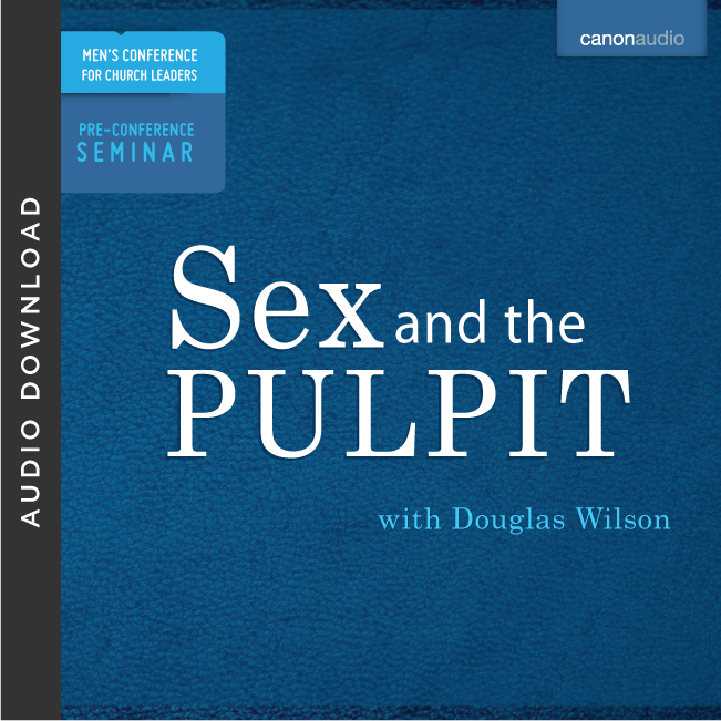 Sex and the Pulpit
