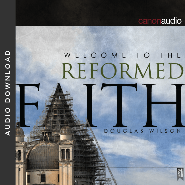 Welcome to the Reformed Faith