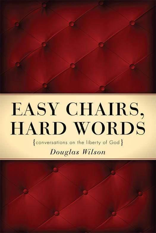 Easy Chairs, Hard Words: Conversations on the Liberty of God Audiobook
