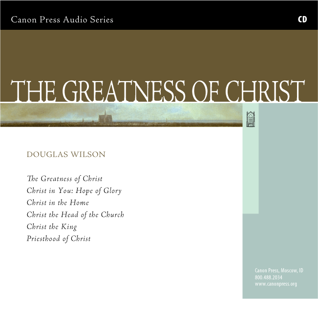 Greatness of Christ