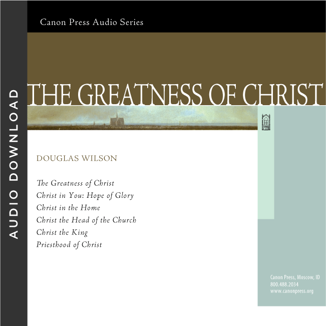 Greatness of Christ (CD)