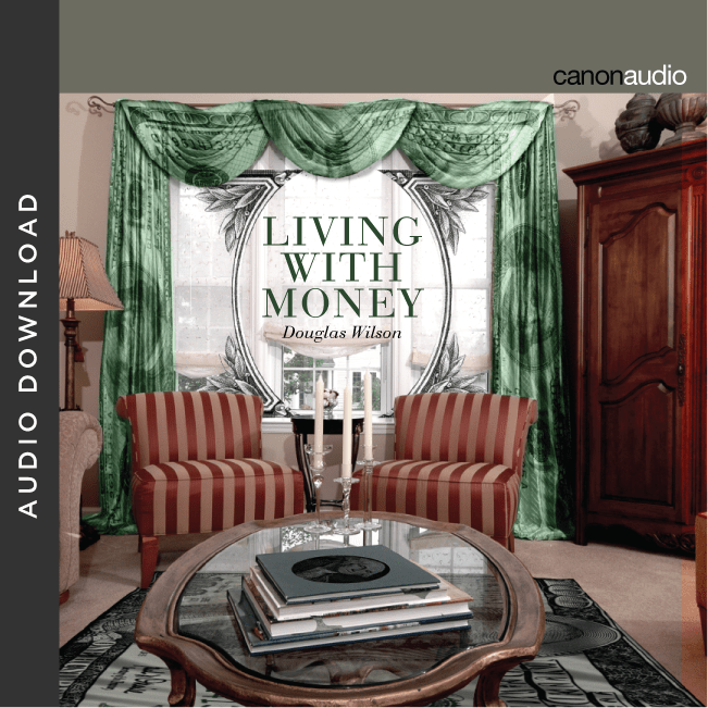 Living With Money (CD)