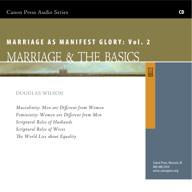 Marriage as Manifest Glory (Vol. 2)