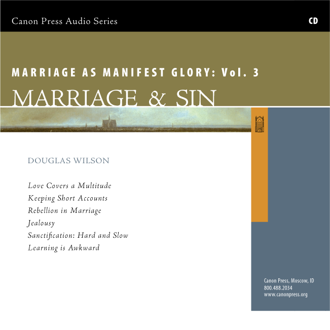 Marriage as Manifest Glory (Vol. 3)