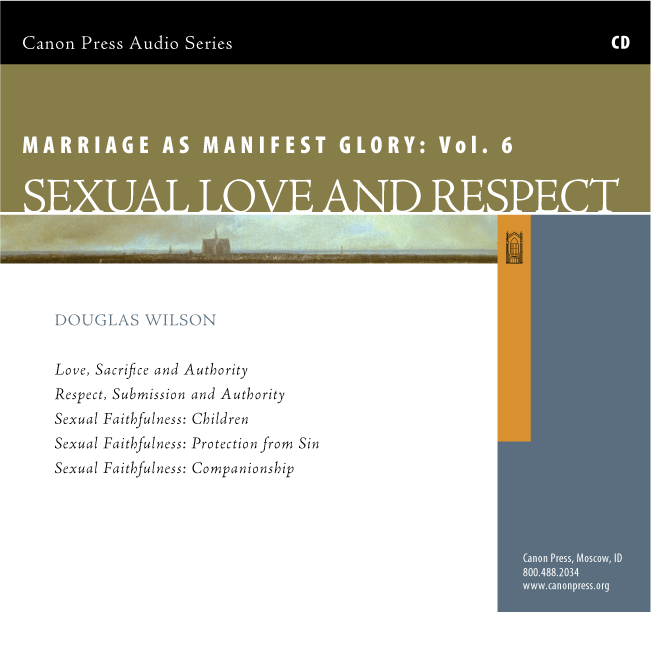 Marriage as Manifest Glory (Vol. 6)