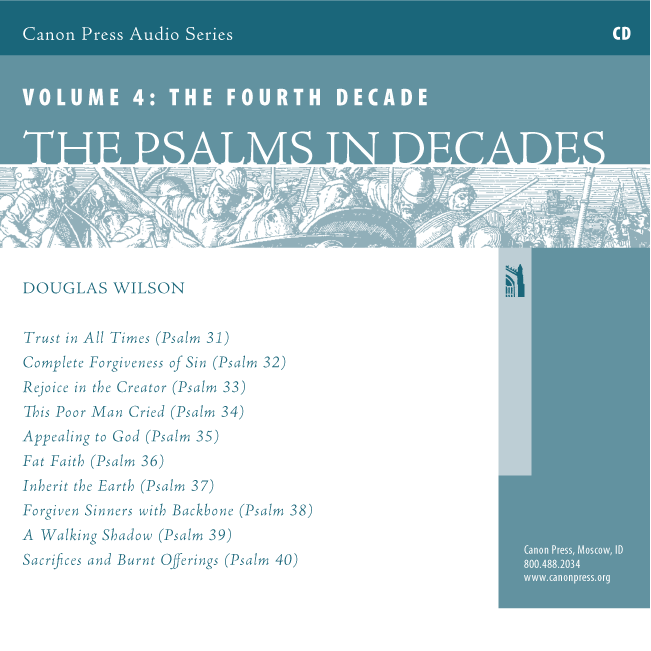 Psalms: The Fourth Decade