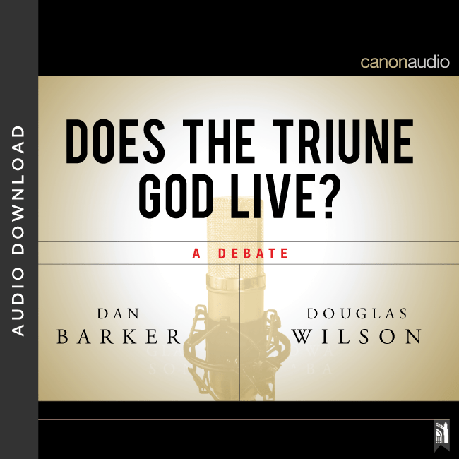Does the Triune God Live: A Debate (Audio Download)